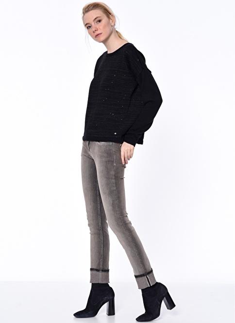 Mustang Jean Pantolon | Jasmin - Skinny Gri